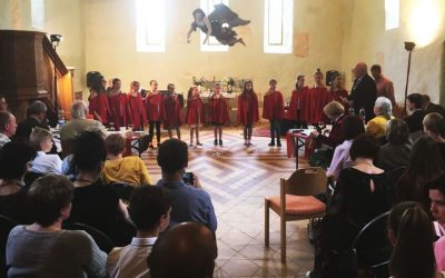 13 maja 2017 Schola Tintinnabula w Malchow