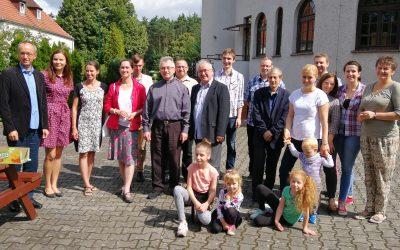 19 sierpnia 2017 Spotkanie muzyków kościelnych