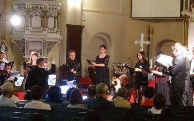 11 czerwca 2017 Koncert w kościele pw. św. Wojciecha w Szczecinie