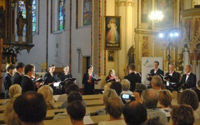 "27 sierpnia 2016 Koncert""Liturgiae soni grati"""