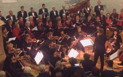 16 października 2016 Koncert świąteczny w Malchow