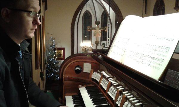 20 stycznia 2015<BR>Koncert organowy