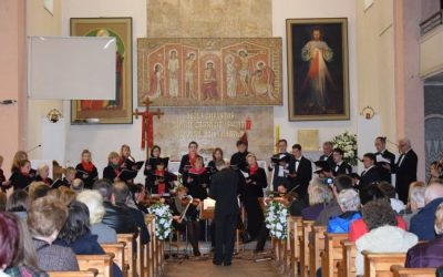 "16 maja 2015Koncert ""Christ lag in Todesbanden"""