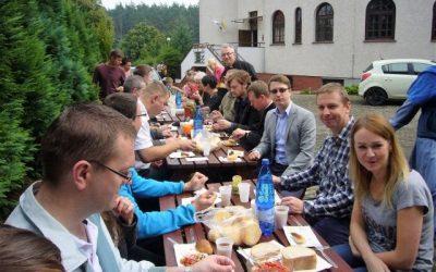 20 sierpnia 2016Spotkanie muzyków kościelnych