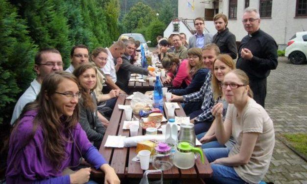 Zjazd muzyków kościelnych w Szczecinie