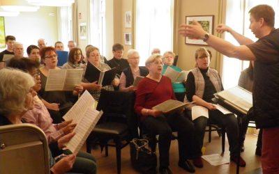 27-28 stycznia 2018Polsko-niemieckie warsztaty chóralne