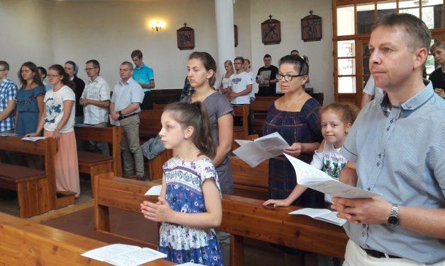 18 sierpnia 2018<BR>Spotkanie muzyków kościelnych
