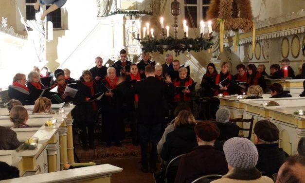 22 grudnia 2018<BR>Świąteczny koncert w Baumgarten