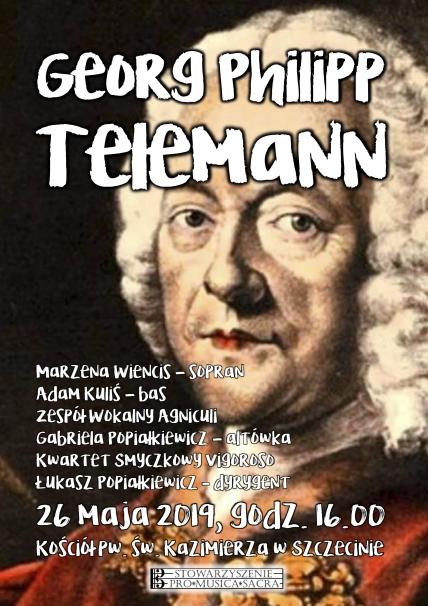 Koncert z muzyką G.Ph. Telemanna